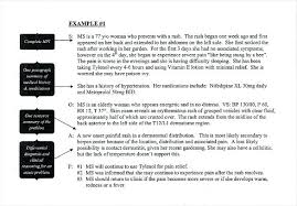 Soap Note Format 15 Soap Notes Example Business Proposal