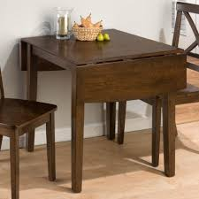 minimalist dining room wooden drop leaf tables for small spaces zachary horne homes dining table with leaves contemporary rectangular inch round and