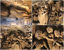 ajanta caves paintings and sculptures 1 2016 12 128