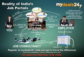 the reality of s top job portals prajval s blog infographics jobs