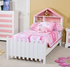 image of girl toddler beds style