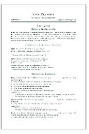 Example Of A Good Resume Unique Resume Skills And Interests Examples Good Resume Interest Examples