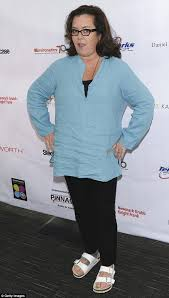 coming to cable rosie o donnell pictured in august has been cast