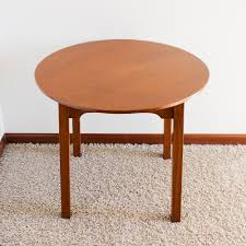 i am obsessed the antique round folding card tables they look like a half moon until you pull them apart