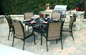 medium size of outdoor table covers round cover with umbrella hole and zipper dining teak kitchen