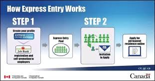 What Is A Step By Step Procedure For Canada Express Entry