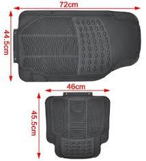 girly car floor mats. Beyondfashion 4 Piece Heavy Duty Waterproof Black Rubber Car Mat Set  Non-Slip Grip Floor Girly Car Floor Mats K