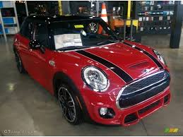mini cooper 2015 4 door interior. 2015 cooper s hardtop 4 door chili red carbon black photo 1 mini interior