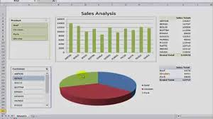 How To Create An Interactive Reporting Tool In Excel Youtube