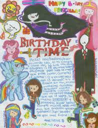 a birthday letter for my best friend by whiskers the cat d5yq37d
