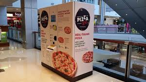 Vending Machine Pizza Interesting Pizza Vending Machine What's On Invers
