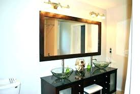 60 inch bathroom mirror. 60 Inch Bathroom Mirror Framed Wide . E