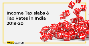 Income Tax Slabs Tax Rate In India 2019 20