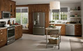 Slate Flooring Kitchen Slate Country Kitchen Photo Design Ge Appliances