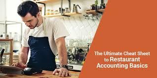 Restaurant Chart Of Accounts Master The 5 Basics Of Restaurant Accounting Orderly