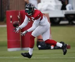 Atlanta Falcons Wr Depth Chart 2016 Falcons Julio Jones Runs Well Downplays Injury As Minor