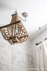 how to hang a plug in chandelier