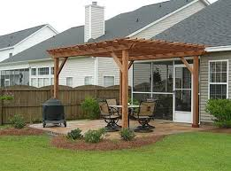 Perfect Design Patio Pergola Ideas Excellent 1000 About Free Standing  Pergola On Pinterest