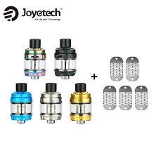 <b>100</b>% <b>Original Joyetech</b> Cubis Max Atomizer 5ml Capacity vs ...
