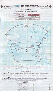 Buy Jeppesen Charts Jeppesen Atlantic Orientation Chart At H L 1 2
