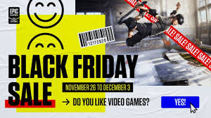 Head over today and grab your free copy before this amazing deal. The Epic Games Store Has Launched Its Black Friday 2020 Pc Game Sale Vgc