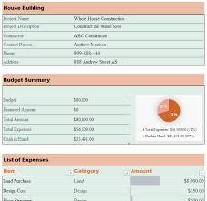 Building Budget Template Kadil Carpentersdaughter Co