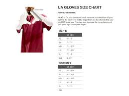 Cheap Under Armour Batting Glove Size Chart