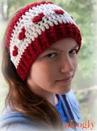 Ear Warmer Crochet Pattern Extraordinary Love Is Cold Ear Warmer Moogly