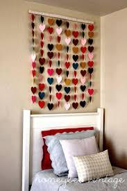 heart wall art wall art diy art diy crafts diy papers