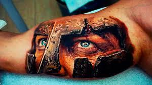 татуировка 3d
