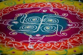 Diwali Rangoli Designs For Competition Entries Open For Diwali Chalk Rangoli Competition Ourauckland