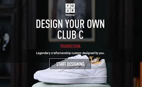 Design Your Own Club You Can Now Create Your Own Custom Reebok Club C Weartesters
