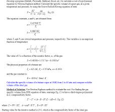 develop a program matlab pioymath mathcad excel etc to calculate