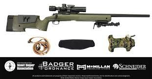 Marines Scout Sniper Requirements 2019 M40a3 Scout Sniper Rifle Raffle Usmc Scout Sniper