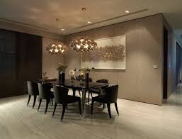 home track lighting. Astounding Design Stunning Rustic Style Attractive Track Lighting Apartment Dining Room Laminate Floor Impressive Modern Home Interior Small Dark M