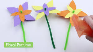 Paper Flower Perfume How To Make A Paper Flower 11 Steps With Pictures Wikihow