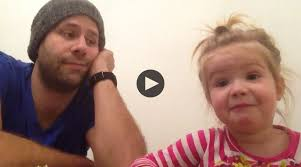 Pin by Ashley Spradley on Cute | Duet, Father daughter, Giggle
