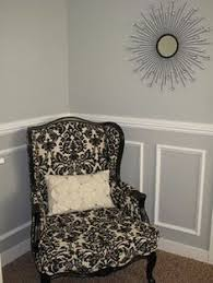 little miss penny wenny how to install chair rail moulding