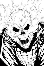 Happy Hallowen Ghost Rider Fan Art