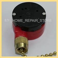 oem rplcmnt 3 sd 4 wire pull chain switch 4 harbor breeze