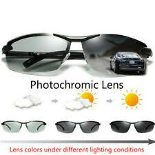 <b>Photochromic Sunglasses</b> for <b>Men</b> for sale   eBay