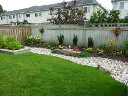 Garden Decor Gorgeous Design For Kid Backyard Landscape With Plant Ideas For Backyard