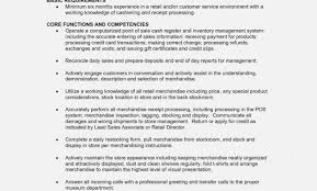Retail Resume Description The Worst Advices Weve Invoice And Resume Template Ideas