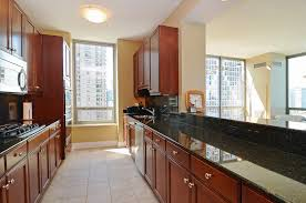 Galley Style Kitchen Layout Kitchen Room Design Natural Shaker Style Kitchen Cabinets