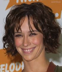 Bed Hair Style jennifer love hewitt with her short hair styled for a just out of 7819 by stevesalt.us
