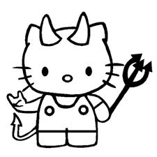 Free Hello Kitty Pumpkin Templates | POPSUGAR Tech Photo 26