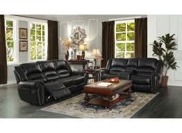 discount living room sets leather. center hill black double reclining sofa discount living room sets leather