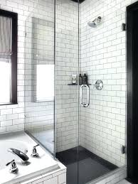 grout shower tiles black and white shower tiles grouting pebble tile shower floor grout shower tiles