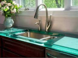 glass countertops cost recycled glass countertops vs quartz blue glass kitchen base cabinet made