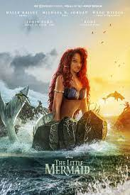 Halle Bailey as Ariel for Disney's ...